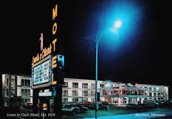 Lewis Clark Motel Bozeman Montana